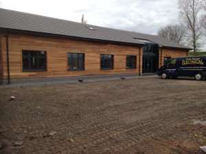 Electrical Installation in Bewdley Barn Conversion